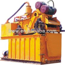 ZX-20 Mud desander tunnel boring machinery for separator