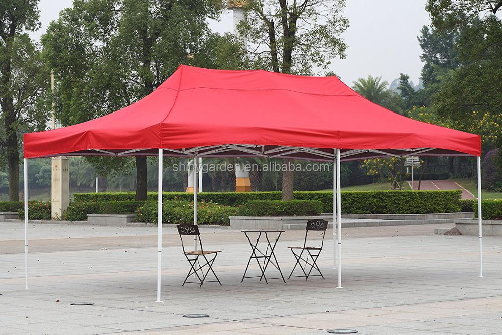 10x20 foot canopy tent, 3x6m pop up tent , Instant Tent Wedding Party Tent Gazebo Shade Shelter
