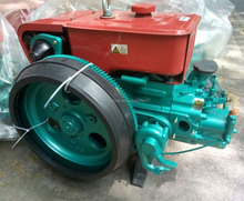 LD TYPE LD1110 20HP water cooled SINGLE CYLINDER diesel engine