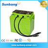 2000times cycle life rechargeable 12v 100ah lifepo4 battery pack for solar storage system/light