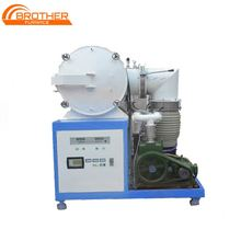 Excellent Sealing Quality Programmable High Temperature 1600c laboratory sintering vacuum tube furnace