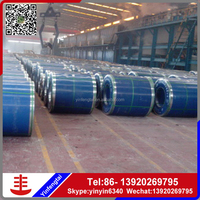 SALES!!Hot Dipped Full Hard Galvanized Steel Coil/Sheet/Roll PPGI For Corrugated Roofing