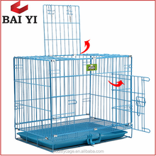 Low Price Metal Folding Dog Pen For Sale(Made In China, metal wire dog cage)