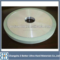 Easy cutting ceramic/vitrified bond diamond grinding cup wheels for pcd/pcbn/carbide