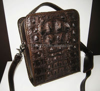 crocodile leather handbags, bags, crocodile wallets, crocodile belts, purses, briefcases ,handcraft crocodile products