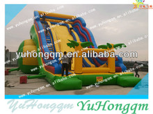 Guangzhou Factory Price Inflatable Big Slide Giant Slide For Adult Playgorund