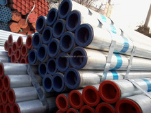 Astm A53 Schedule 40 Galvanized Steel Pipe for green house