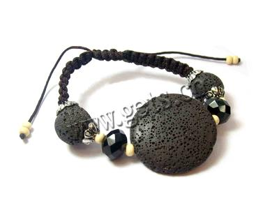 Lava Other Shape Handmade Ethnic Bracelet