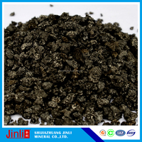 High Carbon Low Sulphur CPC/Calcined Petroleum Coke For Graphite Electrode