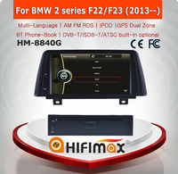 HIFIMAX 7'' WIN CE 6.0 Car Dvd Gps For BMW 1 series F20 (2011--) Car DVD GPS navigation system