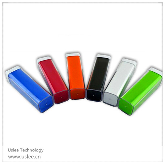 Hot selling legoo mobile power bank lipstick power bank tester 1500mah for iphone,samsung,htc