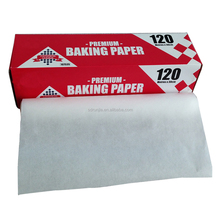 both side silicone coated greaseproof paper for butter wrapping