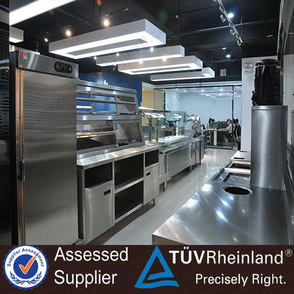 Guangdong Shinelong New Advanced Snack Juice Bar Equipment