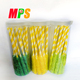 Best Selling Hard Candy Straw in Different Flavors