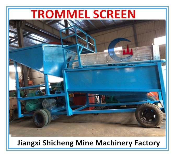 small trommel for sale,mini alluvial gold washing machine