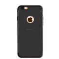 DFIFAN High quality Factory Price TPU Protective Back Phone Case for iPhone 7 Case Black