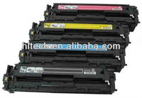 Color Toner Cartridge CB540 CB541 CB542 CB543 compatible HP Color LaserJet CM1300/CP1210/1215/CP1510/1515N