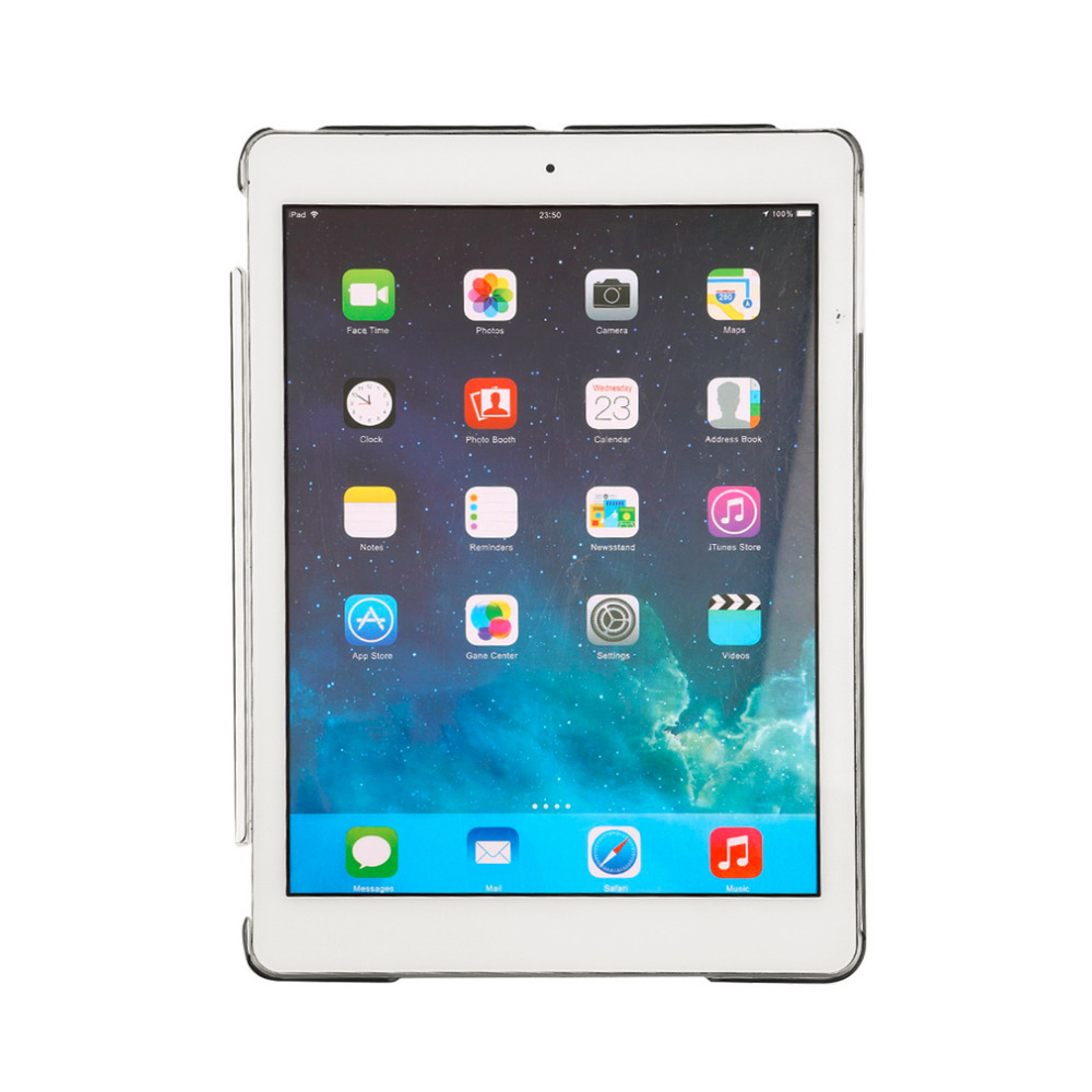 New Clear Hard PC Plastic Back Case Cover Slim Shell For Apple for iPad Mini 2 3 Wholesale