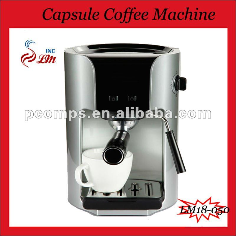 20 Bar Movable Water Tank Nescafe Coffee Machine