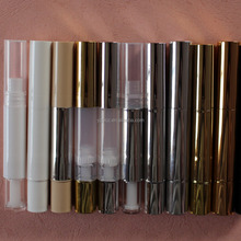 MOQ10000pcs, lip gloss tube 4.0ml, cosmetic packaging (empty pen dispenser for cosmetic oil gel, cream,lotion)