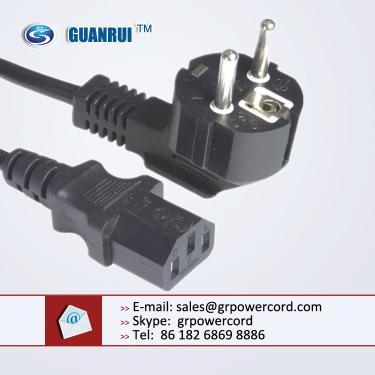 france power cable, french plug