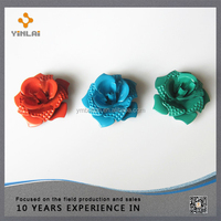 Metal flower for crafts made in china