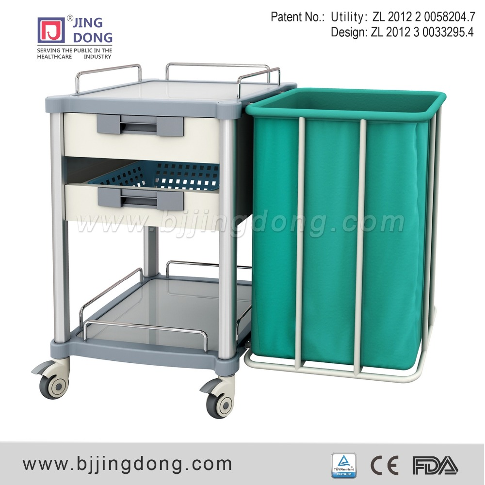 Housekeeping Cart,Linen Trolley,Cleaning Cart/Trolley for Hospital/Hotel