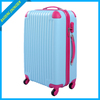 Spinner Wheels Trolley Luggage With Aluminum Telescopic Handle
