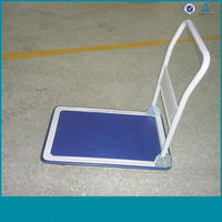 Alibaba China Stainless Steel Hand Pull Cart