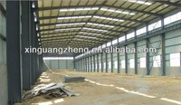 ISO & BV Certificated long-span steel structural buildings