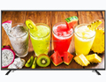 43 inch China factroy high quality cheapest led tv stand tv smart