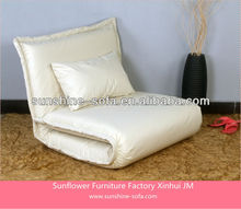 Multifunction Fabric Metal Frame Single Sofa Bed <strong>furniture</strong>