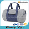 Round shape 600D tote bag new promotion duffel bag 2015