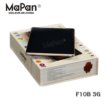 Hot sale !! Mapan touch tablet with sim card slot /dual core 10 inch 3g android mini laptop