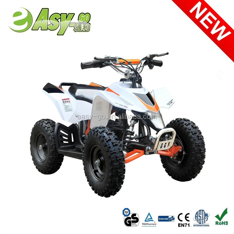 Hot selling 36V/500W 4 wheel amphibious atv for sale with CE ceritifcate