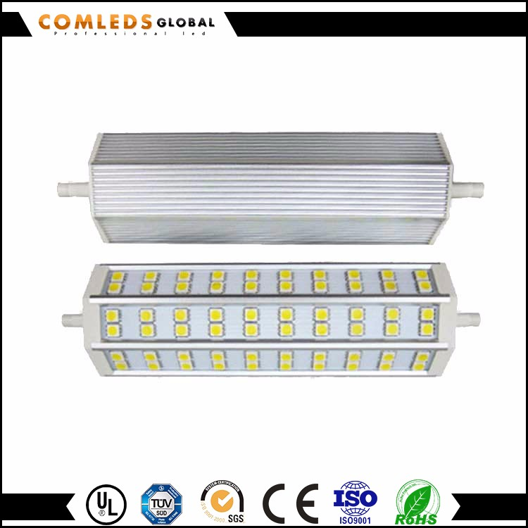 high lumen led r7s light replace halogen replacement bulb 500w 150w