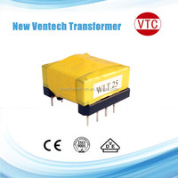 Neon usage single phase high frequency electronic transformer