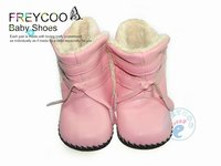 Hot Cute Leather Toddler Boots Winter PB-1056PK