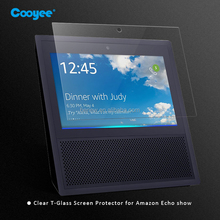 New laptop tempered glass screen protector for Amazon Echo Show