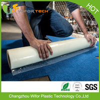 Best Price Transparent Professional Wood Floor Protective Film From Wuxi Manufacturer