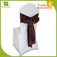 wedding chair tie backs for banquet/party