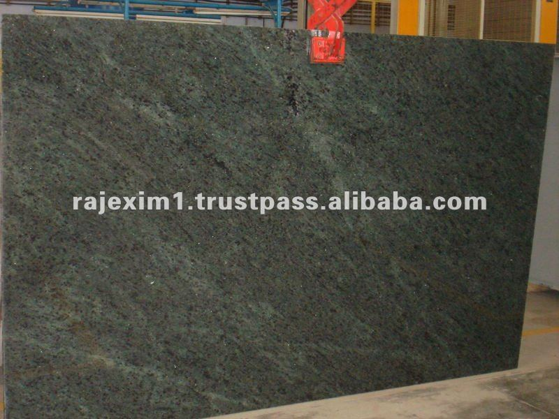 Tropical Green Granite Gangsaw Slabs