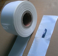 China supplier ldpe auto polybag on roll