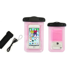 Newest product underwater phone case dry bag pouch cover for iPhone 5 2014
