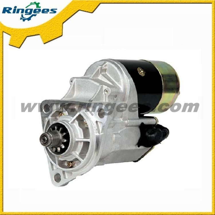 factory direct sale excavator engine parts hydraulic starter motor for Hitachi ZX280LCN-3 ZX280LCH-3
