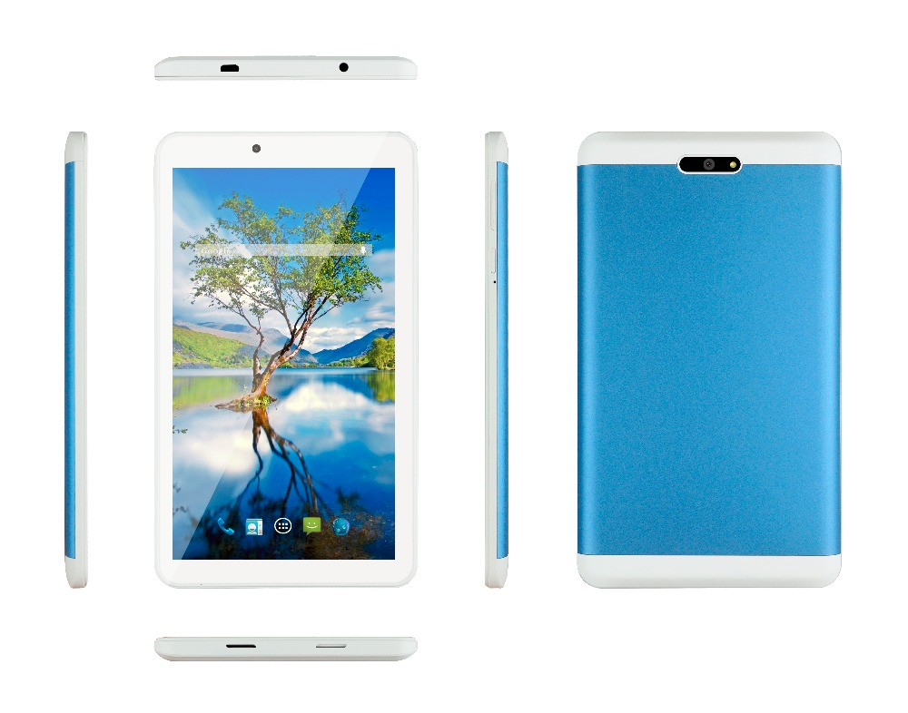 7 inch Quad-Core 2.5D screen 4g lte 4000mah large battery tablet tablet pc