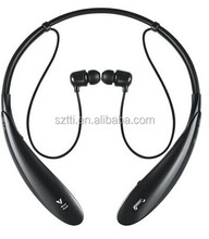 2015 hot selling wireless bluetooth stereo 4.0 sport neckband headset HBS800