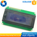 KJ187 20X4 5V Blue screen LCD2004 LCD 2004 display LCD module