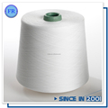 Free sample anti-pilling 30s/1raw white viscose spun yarn