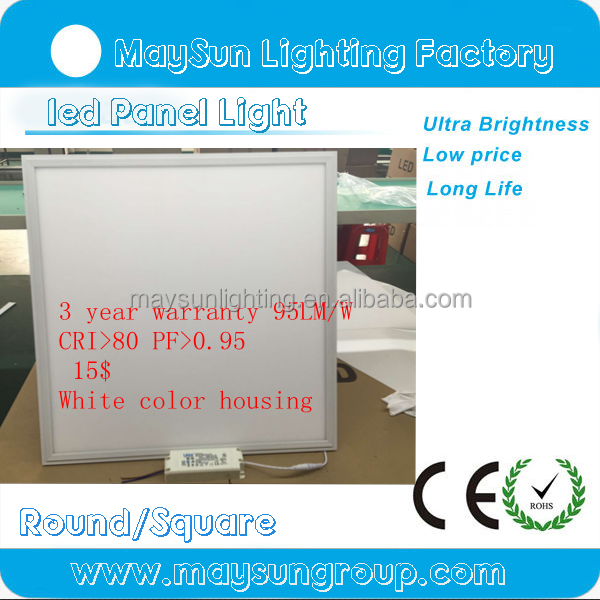 36w/40w/48w High Lumen 600 600 white color led panel light 600 x 600 For Office Home
